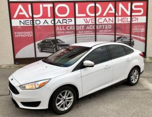 Used 2017 Ford Focus SE-ALL CREDIT ACEPTED for sale in Toronto, ON
