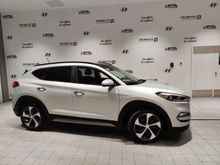 Used 2017 Hyundai Tucson SE 1.6T **CUIR/TOIT/MAGS** JAMAIS ACCIDE for sale in St-Eustache, QC