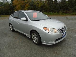 Used 2009 Hyundai Elantra Sport for sale in Beaverton, ON