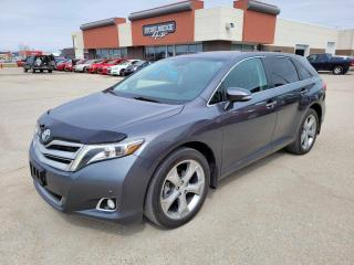 Used 2016 Toyota Venza for sale in Steinbach, MB