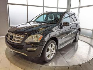 Used 2011 Mercedes-Benz ML-Class No Accidents for sale in Edmonton, AB