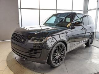 New 2021 Land Rover Range Rover Westminster 525HP V8! for sale in Edmonton, AB