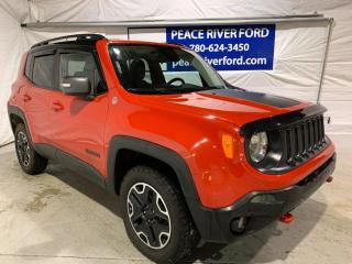 Used 2017 Jeep Renegade Trailhawk for sale in Peace River, AB