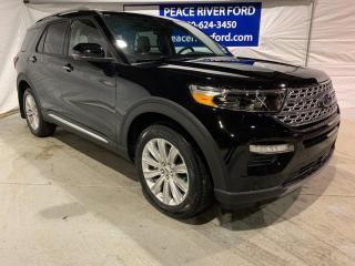 New 2020 Ford Explorer LIMITED for sale in Peace River, AB