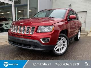 Used 2014 Jeep Compass LIMITED for sale in Edmonton, AB