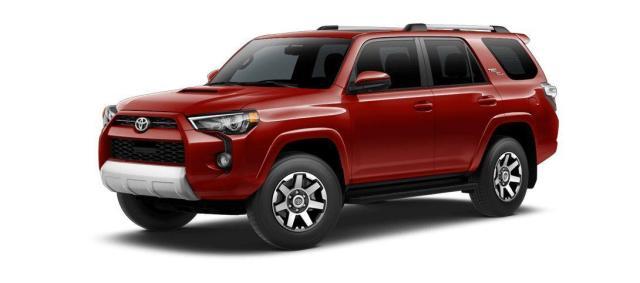 2021 Toyota 4Runner TRD Offroad