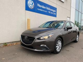Used 2016 Mazda MAZDA3 GS M/T - SUNROOF / HEATED SEATS for sale in Edmonton, AB