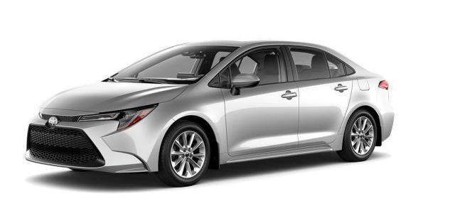 2021 Toyota Corolla LE UPGRADE