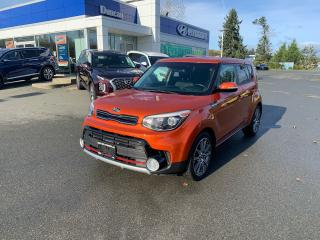 Used 2017 Kia Soul SX Turbo for sale in Duncan, BC