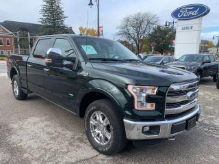 Used 2016 Ford F-150 Lariat for sale in Harriston, ON