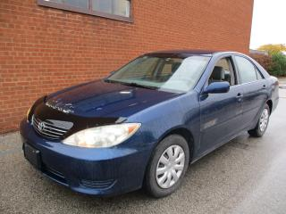 Used 2005 Toyota Camry LE for sale in Oakville, ON