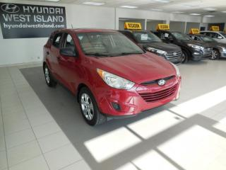 Used 2013 Hyundai Tucson GL AUTO A/C CRUISE BT SIEGES CHAUFFANTS for sale in Dorval, QC