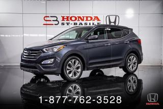 Used 2016 Hyundai Santa Fe Sport 2.0T + SE + AWD + CUIR + PANO + WOW! for sale in St-Basile-le-Grand, QC