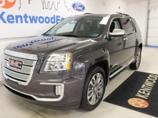 Used 2016 GMC Terrain 3 MONTH DEFERRAL! *oac | for sale in Edmonton, AB