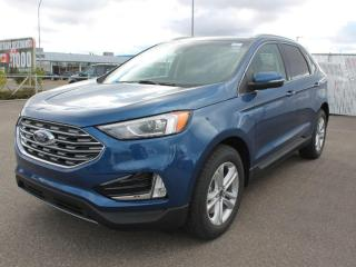 New 2020 Ford Edge SEL 201A | AWD | 2.0L Ecoboost | Auto Start/Stop | Power Heated Seats | Lane Keeping System | Pre-Collision Assist | Reverse Camera/Sensing System | Navigation | for sale in Edmonton, AB
