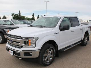 New 2020 Ford F-150 XLT 302A | 4x4 SuperCrew | 2.7L Ecoboost | Auto Start/Stop | Pre-Collision Assist | Rear View Camera | Reverse Sensing System | Trailer Tow Package | Navigation | for sale in Edmonton, AB
