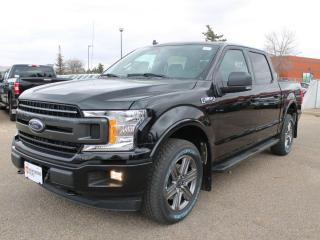New 2020 Ford F-150 XLT 302A | 4X4 Supercrew | 3.5L V6 Ecoboost | Auto Start/Stop | Rear View Camera | Trailer Tow Package | Moonroof | for sale in Edmonton, AB