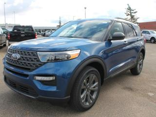 New 2021 Ford Explorer XLT for sale in Edmonton, AB
