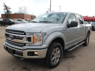 New 2020 Ford F-150 XLT 300A | 4X4 SuperCrew | 2.7L Ecoboost | Auto Start/Stop | Pre-Collision Assist | Rear View Camera | Trailer Tow Package for sale in Edmonton, AB