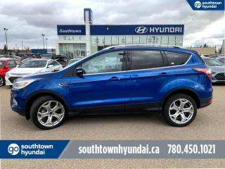 Used 2017 Ford Escape TITANIUM/4WD/NAV/PANO ROOF/HEATED SEATS for sale in Edmonton, AB