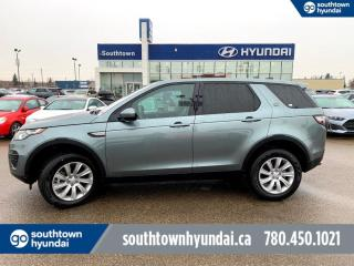 Used 2018 Land Rover Discovery Sport SE/AWD/BACKUP CAM/POWER TAILGATE/CAR STARTER for sale in Edmonton, AB