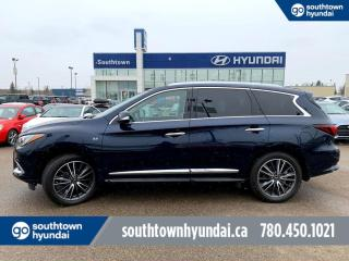Used 2016 Infiniti QX60 TECH PKG/LEATHER/NAVI/HEATED COOLED SEATS for sale in Edmonton, AB