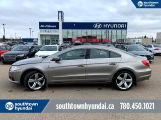 Used 2010 Volkswagen Passat CC HIGHLINE/SUNROOF/HEATED SEATS/BLUETOOTH for sale in Edmonton, AB
