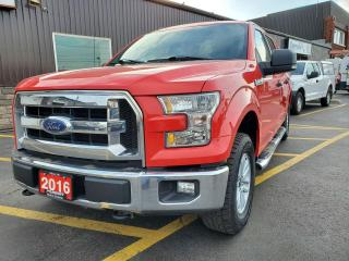 Used 2016 Ford F-150 XLT-