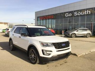 Used 2017 Ford Explorer SPORT, PANOROOF, WINTER TIRES for sale in Edmonton, AB