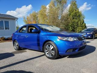 Used 2013 Kia Forte *BT*A/C*SIÈGES CH* 39$/SEM for sale in St-Jérôme, QC