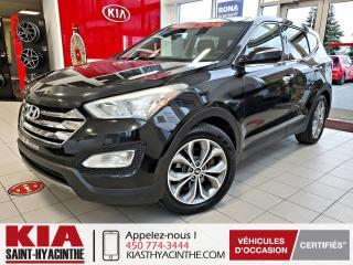 Used 2013 Hyundai Santa Fe Sport Limited 2.0T AWD ** NAVI / CUIR / TOIT for sale in St-Hyacinthe, QC