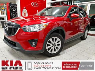 Used 2015 Mazda CX-5 GS AWD ** TOIT OUVRANT / MAGS for sale in St-Hyacinthe, QC