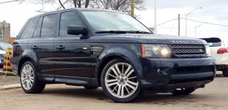 Used 2012 Land Rover Range Rover Sport HSE LUX for sale in Oakville, ON