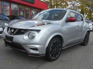 Used 2014 Nissan Juke NISMO for sale in London, ON