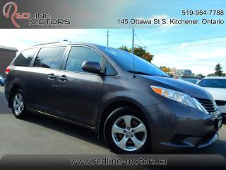 Used 2013 Toyota Sienna LE.ReverseCam.8Pass.PowerDoors.OneOwner.Lowkms for sale in Kitchener, ON