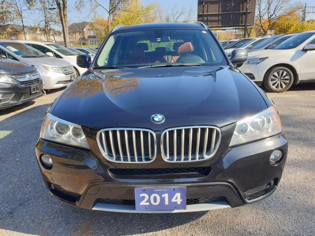 2014 BMW X3 xDrive28i Photo2