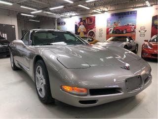 Used 1999 Chevrolet Corvette FRC for sale in Paris, ON