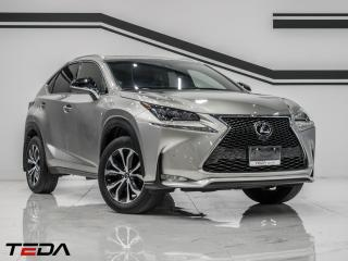 Used 2015 Lexus NX 200t for sale in North York, ON