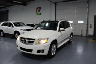 Used 2010 Mercedes-Benz GLK-Class GLK 350 for sale in North York, ON
