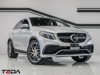 Used 2016 Mercedes-Benz GLE AMG GLE 63 S for sale in North York, ON