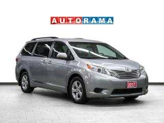 Used 2017 Toyota Sienna LE BACKUP CAMERA 8 Passenger for sale in Toronto, ON