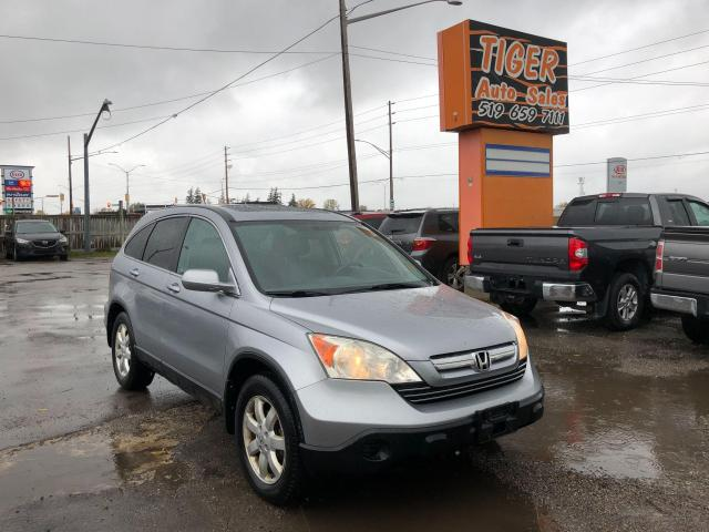 2007 Honda CR-V EX-L**LEATHER**ROOF**RUNS GREAT**AS IS SPECIAL