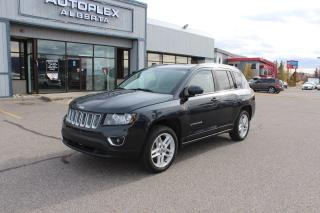 Used 2015 Jeep Compass LIMITED for sale in Calgary, AB