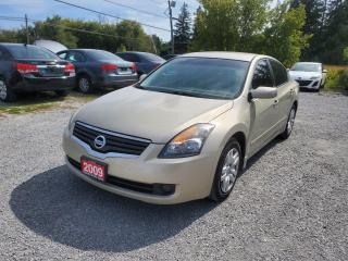 Used 2009 Nissan Altima 2.5 S LOW KMS CERTIFIED for sale in Stouffville, ON