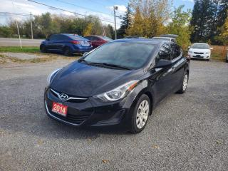 Used 2014 Hyundai Elantra SE for sale in Stouffville, ON