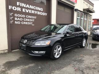 Used 2014 Volkswagen Passat HIGHLINE for sale in Abbotsford, BC