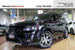 Used 2014 Dodge Journey AWD R/T - LEATHER|NAVI|BACKUP|HEATED SEATS for sale in North York, ON