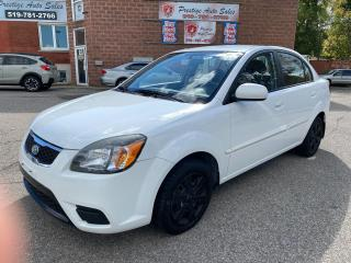 Used 2011 Kia Rio EX/1.6L/NO ACCIDENT/SAFETY+WARRANTY INCLUDED for sale in Cambridge, ON