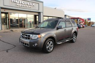 Used 2012 Ford Escape Limited for sale in Calgary, AB