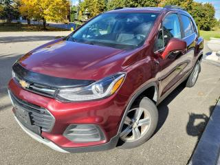 Used 2017 Chevrolet Trax LT for sale in Brampton, ON